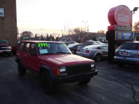 Used Cars Milwaukee >> Used Cars Milwaukee Used Pickup Trucks Big Bend Brookfield Ramsey Motors
