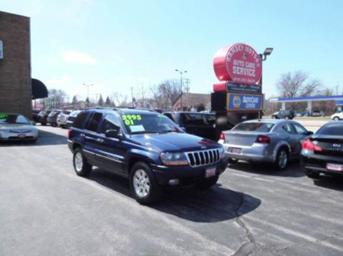 2001 Jeep Grand Cherokee for sale in Milwaukee, WI