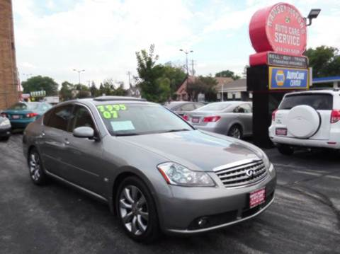 2007 Infiniti M35 for sale in Milwaukee, WI