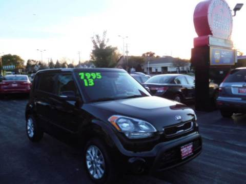 2013 Kia Soul for sale in Milwaukee, WI