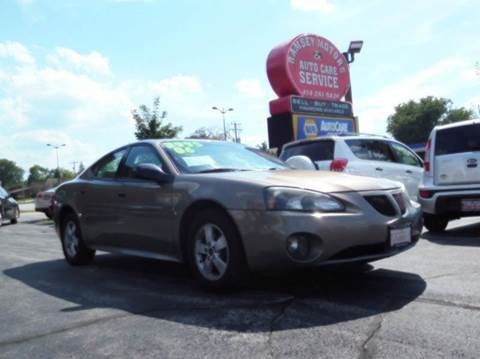 2006 Pontiac Grand Prix for sale in Milwaukee, WI