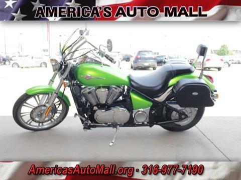 2008 Kawasaki Vulcan for sale in Wichita, KS