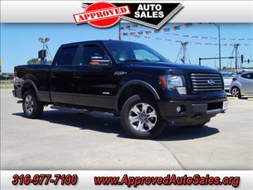 Ford Trucks For Sale Kansas