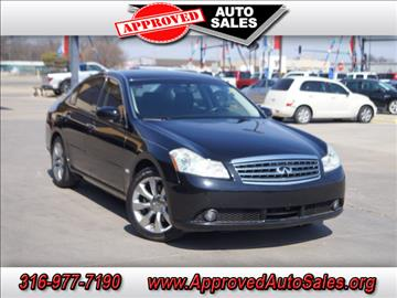 2007 Infiniti M35 for sale in Wichita, KS
