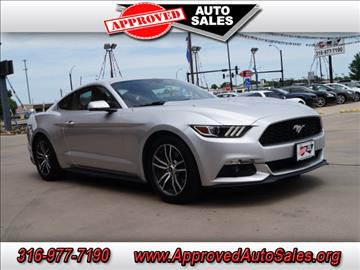 2016 Ford Mustang for sale in Wichita, KS