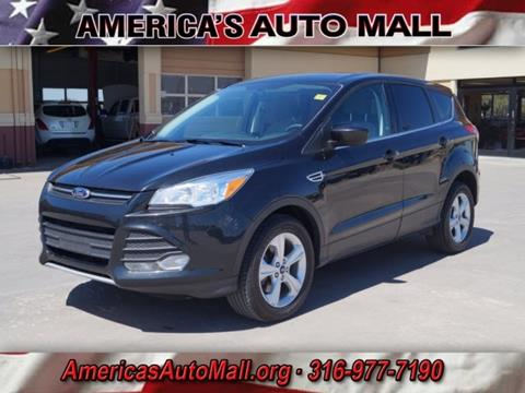 Hatchett Hyundai West >> Ford Escape For Sale in Wichita, KS - Carsforsale.com