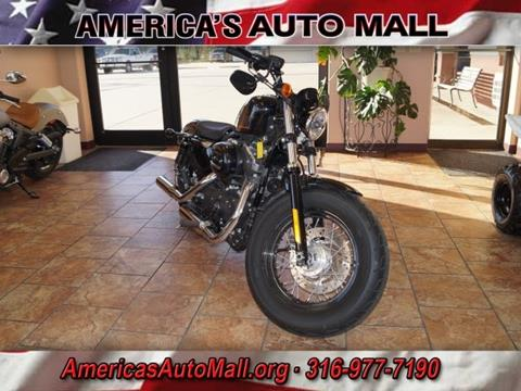 2013 Harley-Davidson XL1200X for sale in Wichita, KS