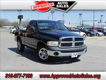 2004 Dodge Ram Pickup 1500 for sale in Wichita, KS