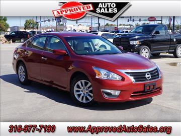 2014 Nissan Altima for sale in Wichita, KS