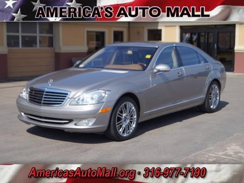 2009 Mercedes-Benz S-Class for sale in Wichita, KS