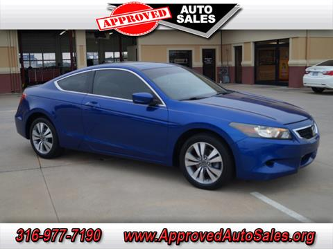 2008 Honda Accord for sale in Wichita, KS