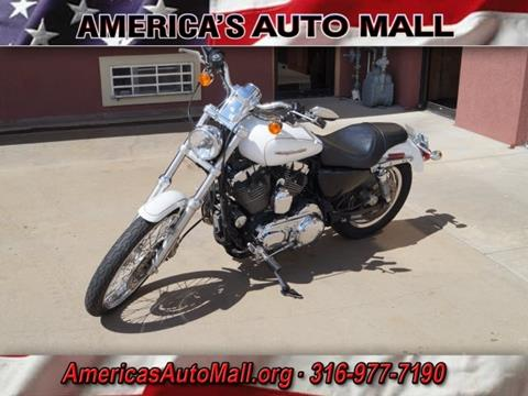 2007 Harley-Davidson XL 1200C Sportster for sale in Wichita, KS