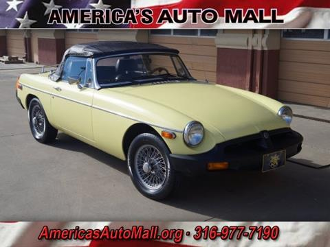 1977 MG MGB for sale in Wichita, KS