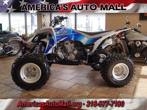 2013 Yamaha YFZ450  for sale in Wichita, KS