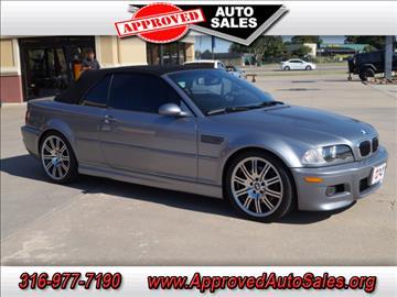 2004 BMW M3 for sale in Wichita, KS