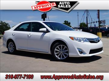 2013 Toyota Camry for sale in Wichita, KS