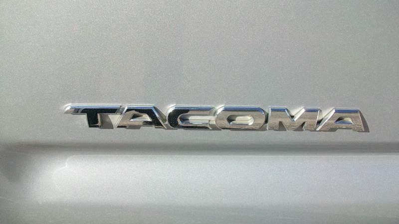 2013 Toyota Tacoma 4x4 V6 4dr Double Cab 5.0 ft SB 5A - Wichita KS