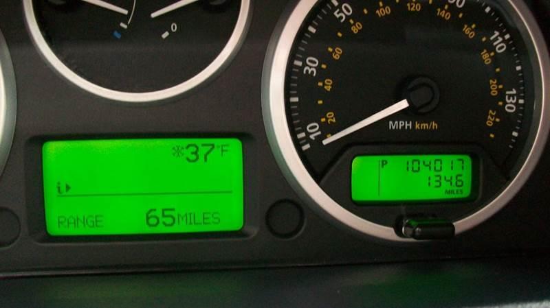 2007 Land Rover Range Rover Sport HSE 4dr SUV 4WD - Wichita KS