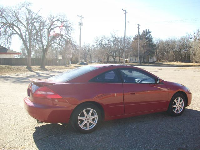 2003 Honda Accord EX V-6 2dr Coupe - Wichita KS