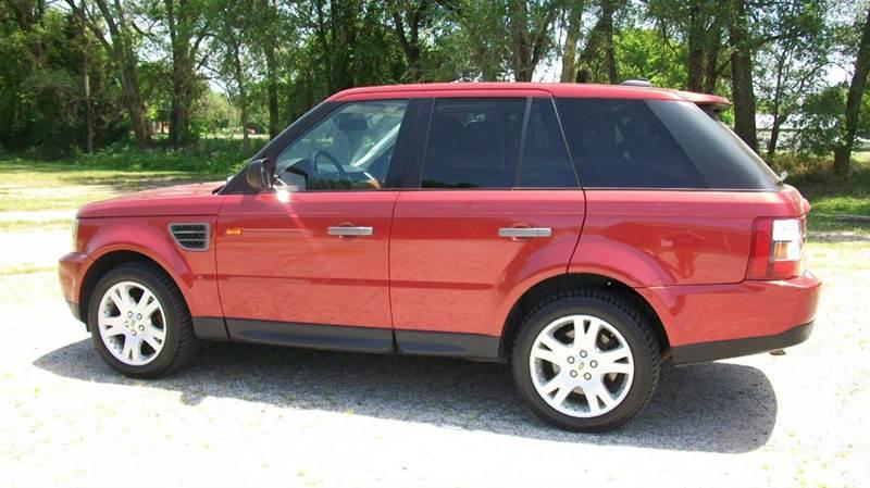 2006 Land Rover Range Rover Sport HSE 4dr SUV 4WD - Wichita KS