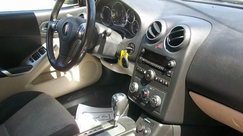 2009 Pontiac G6 4dr Sedan w/1SB - Wichita KS