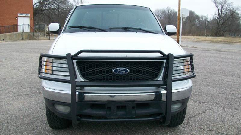 2001 Ford F-150 4dr SuperCab XLT 4WD Styleside SB - Wichita KS