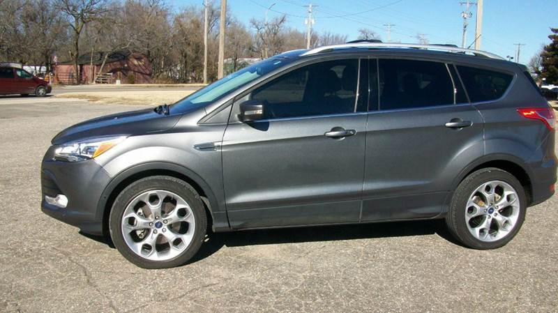 2013 Ford Escape AWD Titanium 4dr SUV - Wichita KS