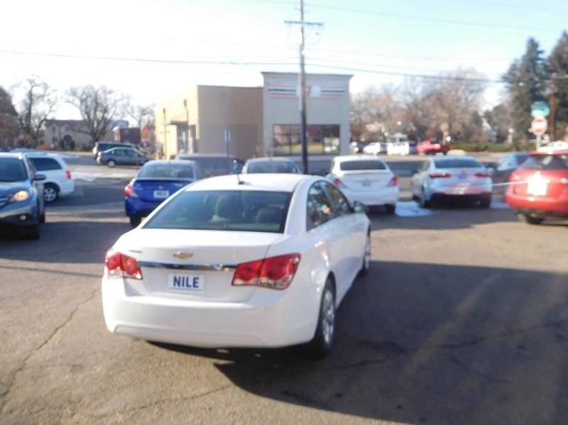 2012 Chevrolet Cruze LS 4dr Sedan - Denver CO
