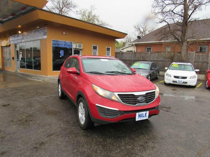 2011 Kia Sportage LX 4dr SUV - Denver CO