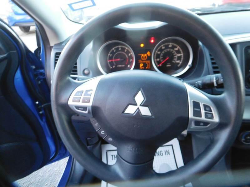 2015 Mitsubishi Lancer ES 4dr Sedan CVT - Denver CO