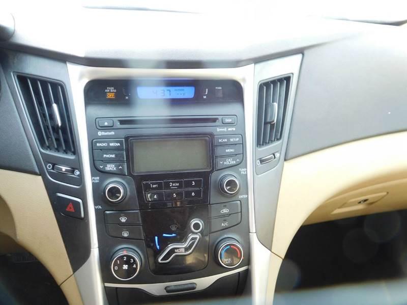 2013 Hyundai Sonata GLS 4dr Sedan - Denver CO