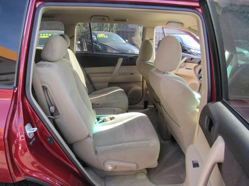 2010 Toyota Highlander Base 4dr SUV - Denver CO