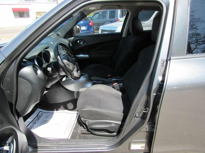 2011 Nissan JUKE AWD S 4dr Crossover - Denver CO