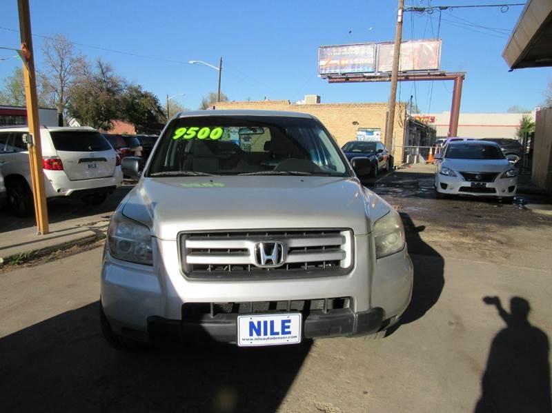 2007 Honda Pilot LX 4dr SUV - Denver CO