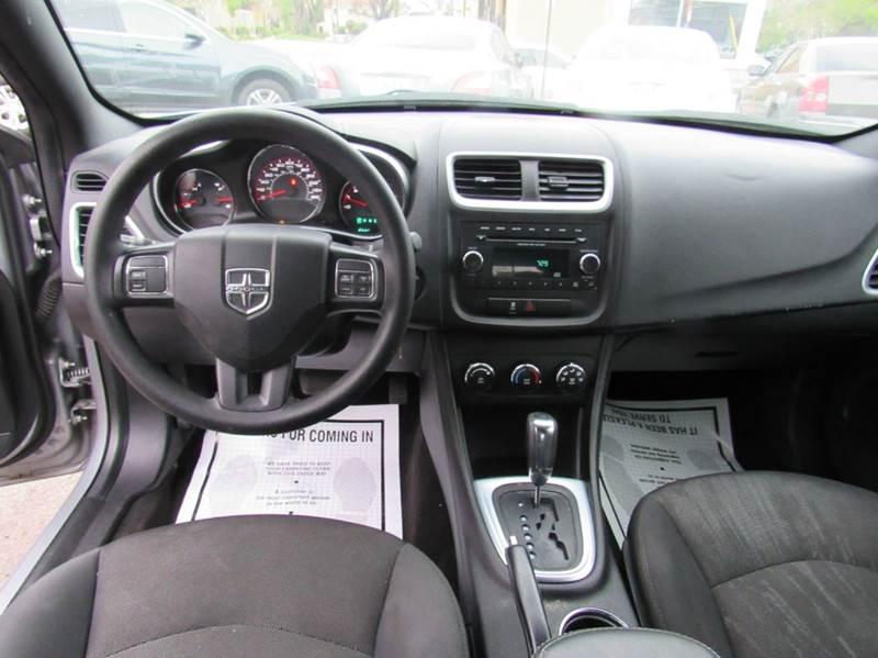 2014 Dodge Avenger SE 4dr Sedan - Denver CO