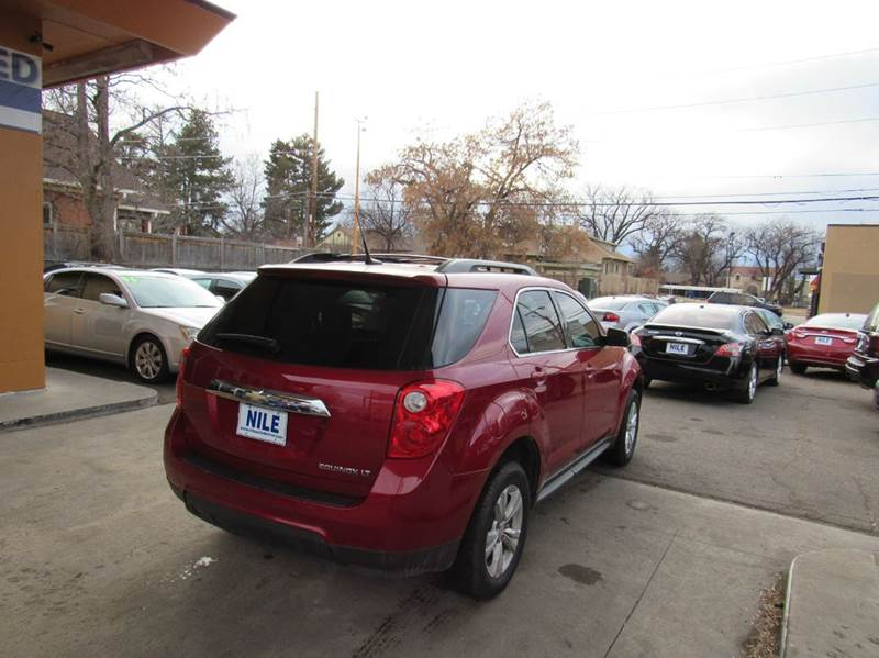 2012 Chevrolet Equinox LT 4dr SUV w/ 1LT - Denver CO