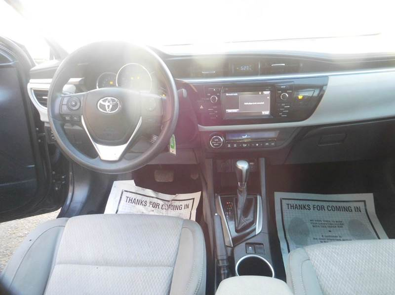 2014 Toyota Corolla LE 4dr Sedan - Denver CO