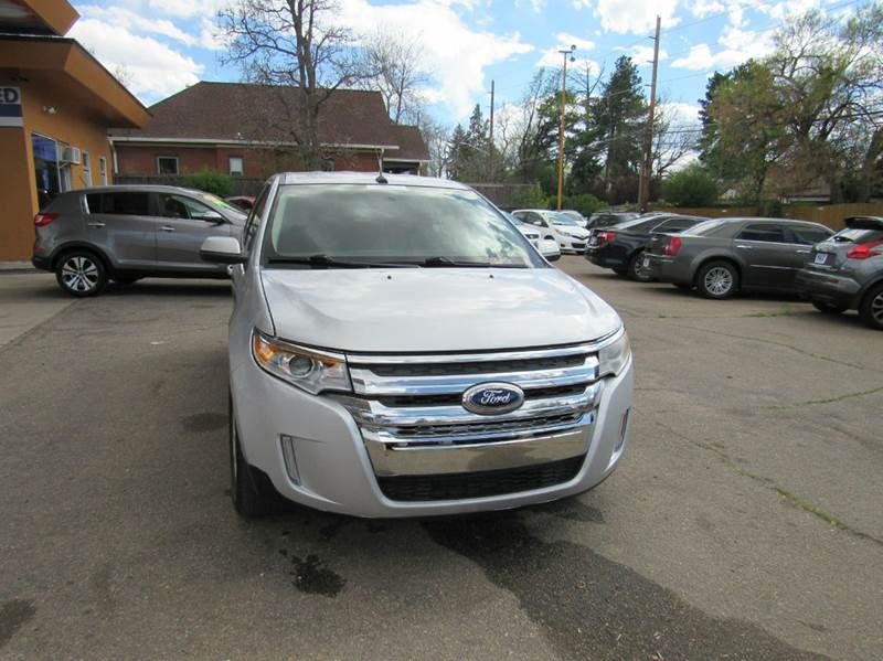 2012 Ford Edge SEL 4dr SUV - Denver CO