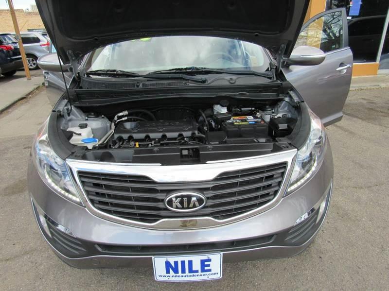 2011 Kia Sportage EX 4dr SUV - Denver CO