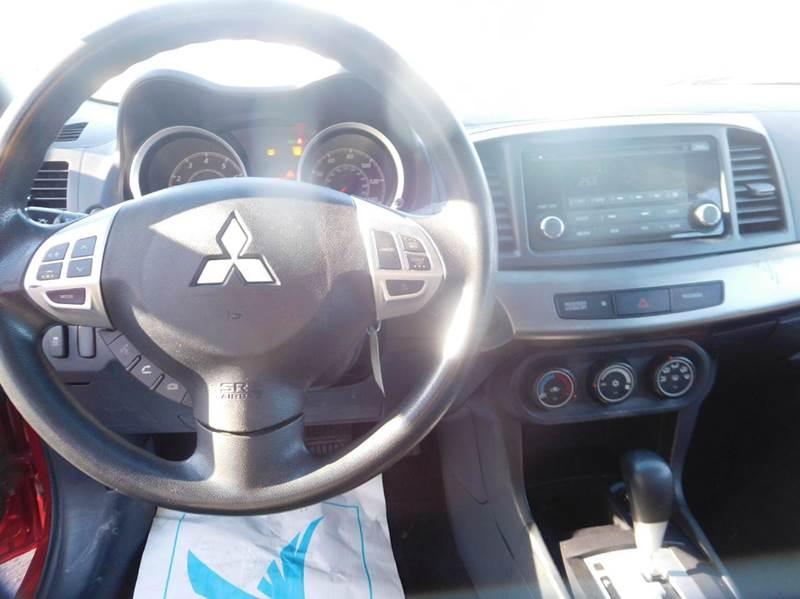2014 Mitsubishi Lancer ES 4dr Sedan CVT - Denver CO