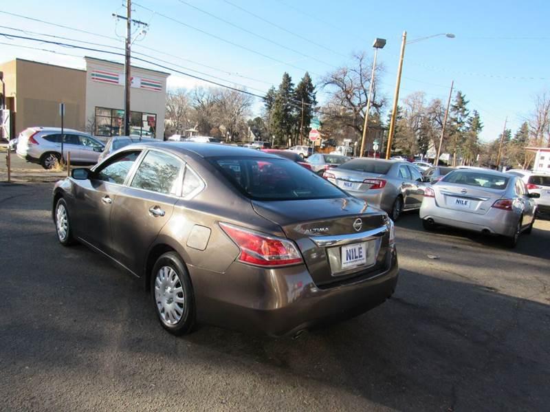 2014 Nissan Altima 2.5 4dr Sedan - Denver CO