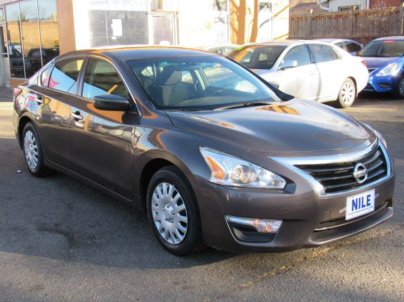 2014 Nissan Altima 2.5 4dr Sedan - Denver CO