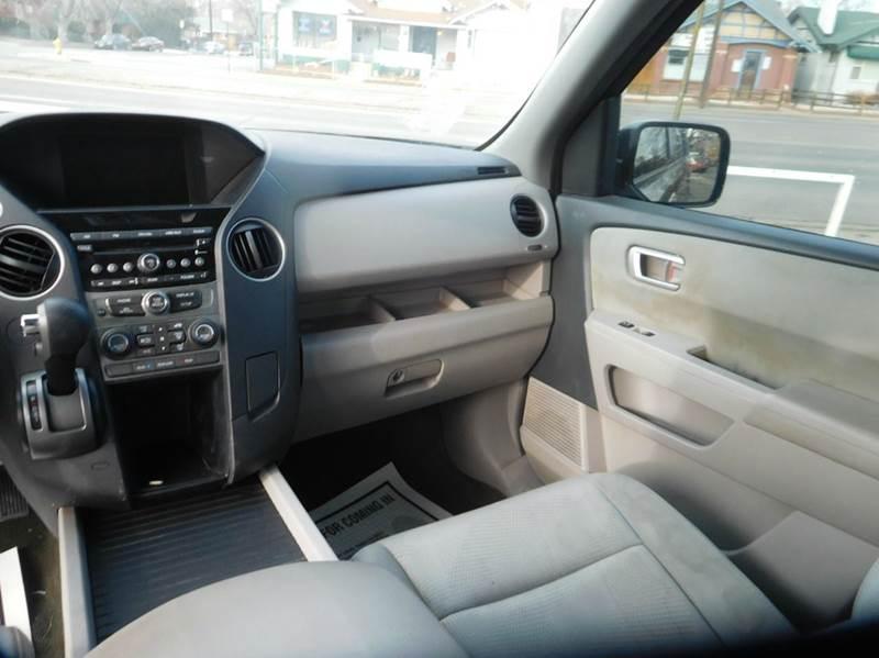 2014 Honda Pilot LX 4dr SUV - Denver CO