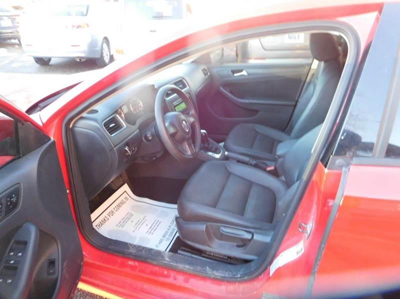 2012 Volkswagen Jetta SE PZEV 4dr Sedan 6A - Denver CO