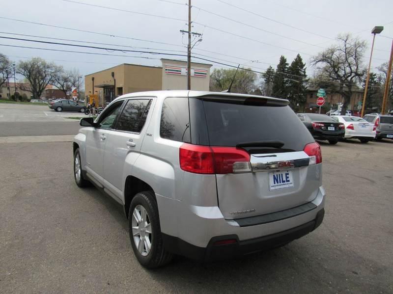 2010 GMC Terrain SLE-1 4dr SUV - Denver CO