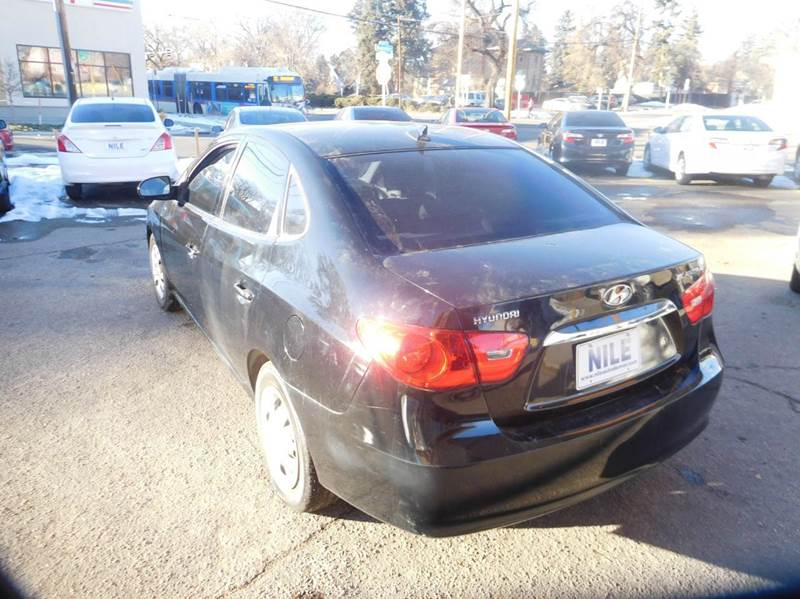 2010 Hyundai Elantra GLS 4dr Sedan - Denver CO