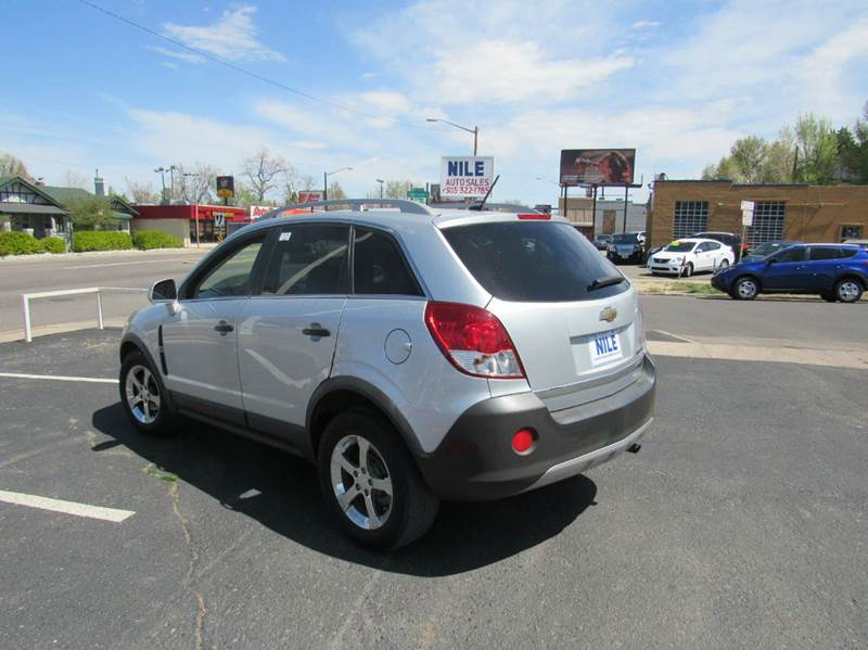 2012 Chevrolet Captiva Sport LS 4dr SUV w/ 2LS - Denver CO