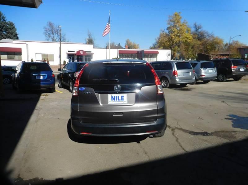 2013 Honda CR-V EX 4dr SUV - Denver CO