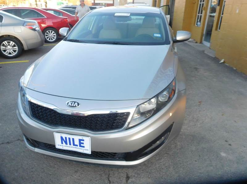 2013 Kia Optima LX 4dr Sedan - Denver CO