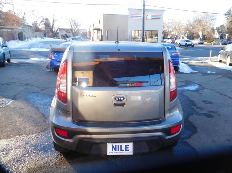 2012 Kia Soul ! 4dr Wagon - Denver CO